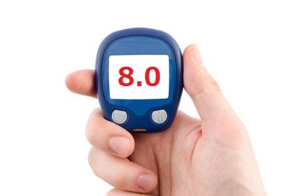 糖尿病の数値8.0の今の状況と対策