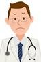 困り顔の医師
