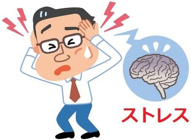 糖尿病の原因はストレス