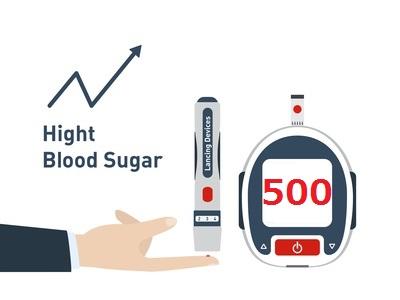 血糖値500以上